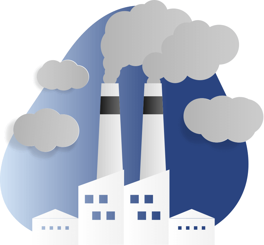 PP poluting industry