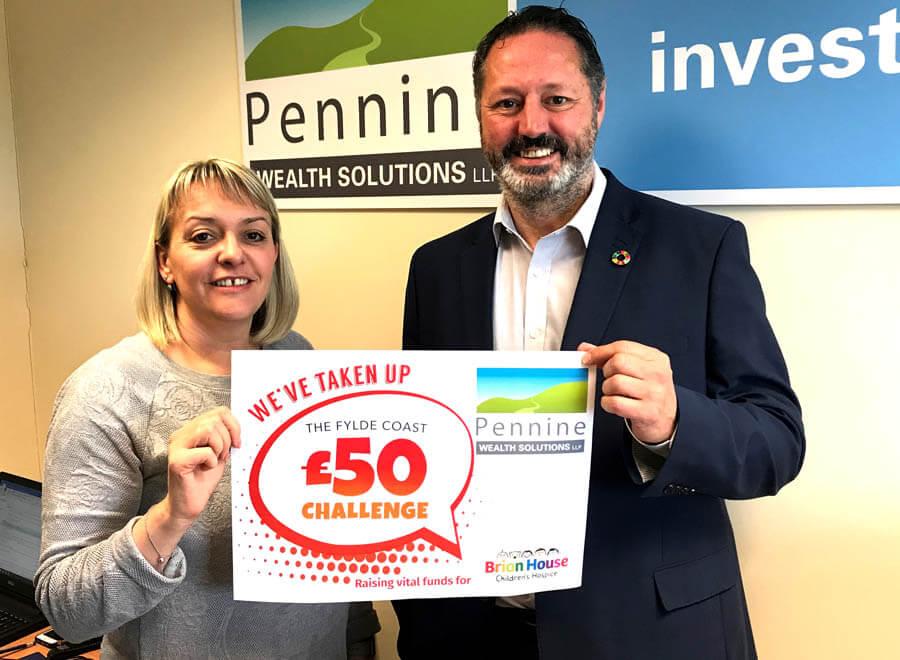 Brian House £50 Challenge